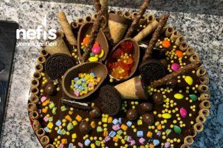 Pandispanya Tarifi Ve Pratik Pasta Yapımı