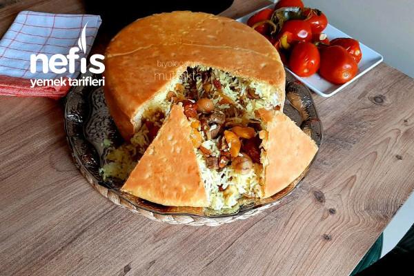 Şah Pilavı – Şah Plov / Azerbaycan Mutfağı(Videolu) Tarifi