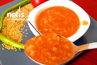 Sebzeli Bulgur Çorbası (Kış Çorbası) Tarifi