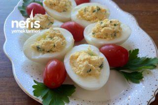 Kahvaltıda Değişiklik İsteyenlere Yumurta Dolması ️ Tarifi