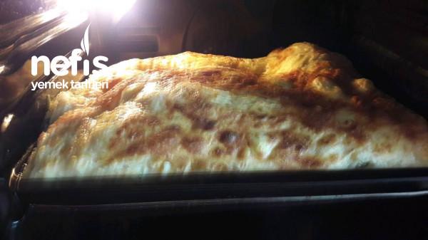 Kremalı Börek