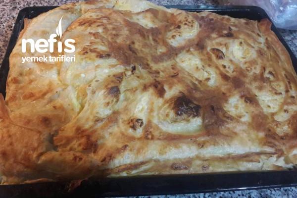 Kremalı Börek Tarifi