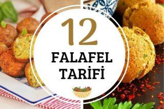 Bir Orta Doğu Lezzeti: 12 Değişik Falafel Tarifi