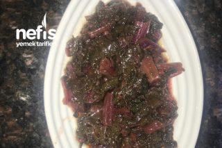 Bağışıklığı Güçlendiren Pancar Ve Pazı Sıcak Salata Tarifi