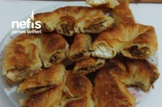 Hazır Yufkadan Çıtır Çıtır Sarıyer Böreği (Videolu Tarif ) Tarifi