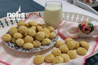 Mini Süt Kurabiyesi Tarifi