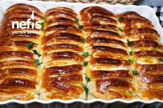 Nefis Patatesli Börek Tarifi