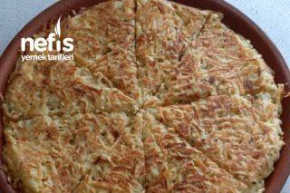 Patates Pizza Tarifi