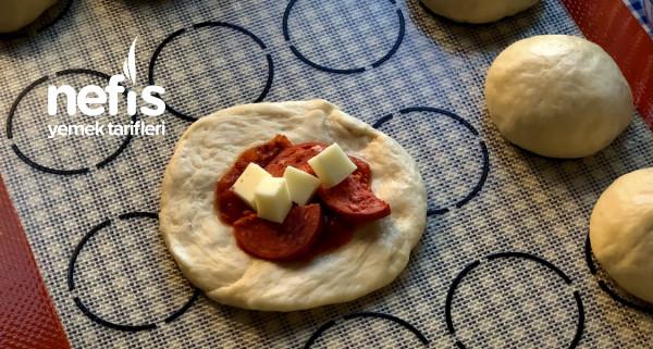 Puf Pizza Poğaça Tarifi