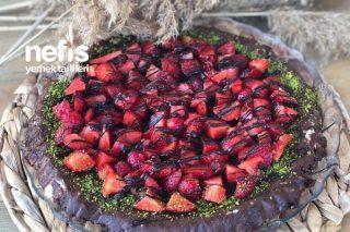 Tart Kalıbında Mozaik Pasta  (VİDEOLU) Tarifi
