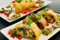 Tavuk Harcıyla Lezzetli Patates Rulo Tarifi