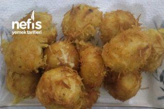 Tel Şehriyeli Patates Topları Tarifi