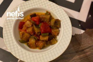 Zeytinyağlı Muhteşem Patlıcan Tarifi