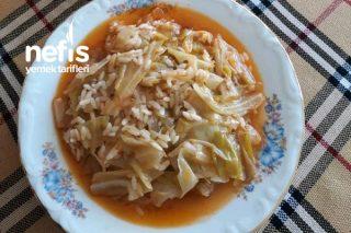 Kapuska (Lahana) Kış Yemeği Tarifi
