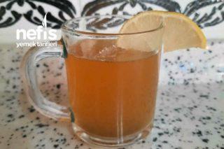 Nane Limon Çayı (Kış Vazgeçilmezi) Tarifi