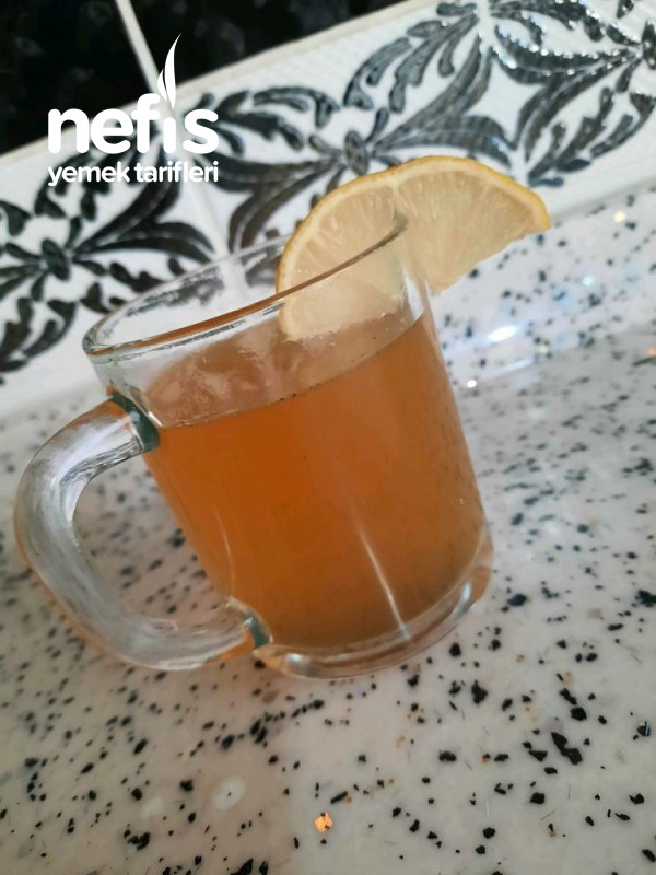 Nane Limon Çayı (Kış Vazgeçilmezi)