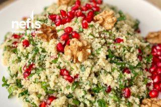 Tabule Salatası (Tabbauleh) Tarifi