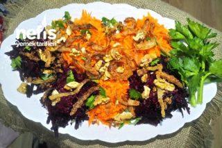 Siyah Havuç Salatası Tarifi