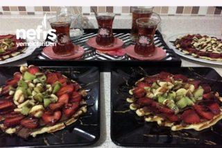 Tost Makinesinde Waffle (Bayılacaksınız) Tarifi