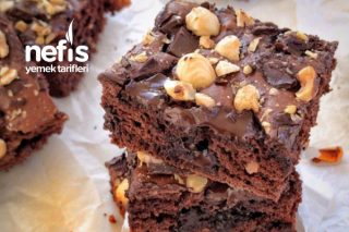 Fit Brownie Tarifi