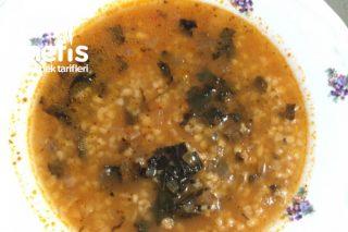 Isırganotlu Bulgur Çorbası Tarifi