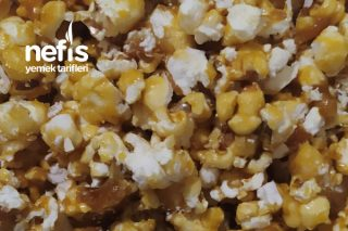 Yeni Nesil Karamelli Popcorn!! Tarifi