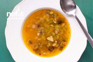 Kış Sebze Çorbası Tarifi