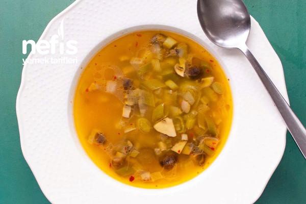 Kış Sebze Çorbası