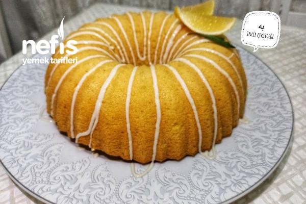 Limonlu Puf Kek Tarifi