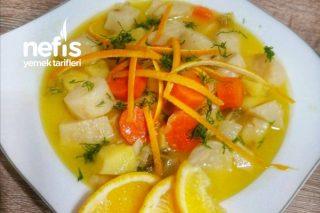 Portakallı Kereviz Yemeği (Şifa Deposu) Tarifi
