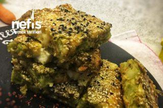 Brokoli Kek Tarifi