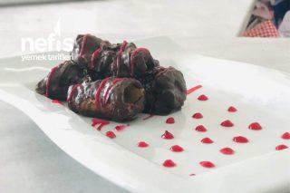 Muzlu Rulo Çikolata Tarifi