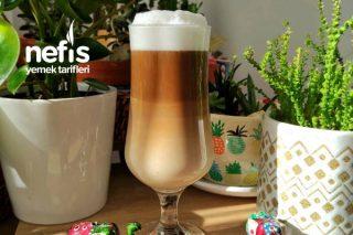 Süt Köpüklü Kahve Tarifi