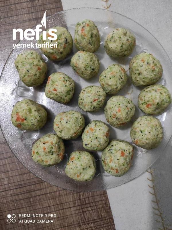 Brokoli Topları