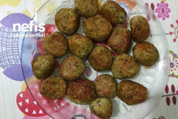 Brokoli Topları Tarifi