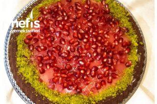 Nar Rüyası (Narlı Pasta / Meyveli Pasta) Tarifi
