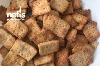Peynir Krakeri Tarifi