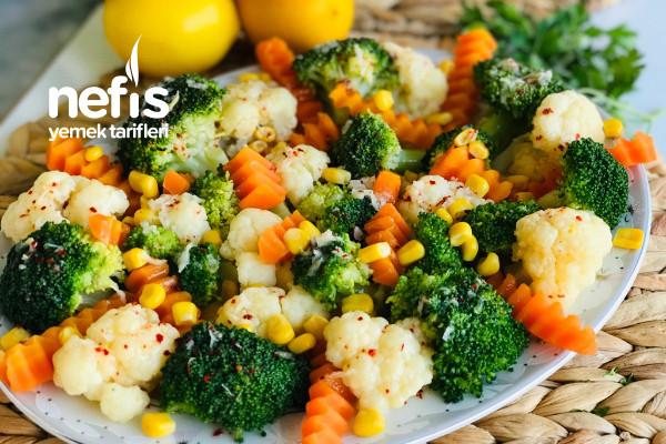 Brokoli Salatası (Kış Salatası) Tarifi