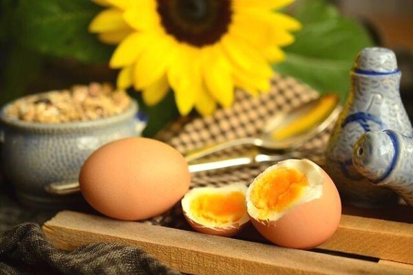 haşlanmış yumurtanın faydası