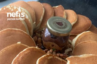 Kahvaltıların Vazgeçilmezi Pankek Tarifi