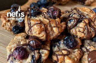 Low Carb Şekersiz Muffin Tarifi