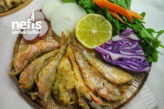 Barbun Balığı Kızartması Tarifi