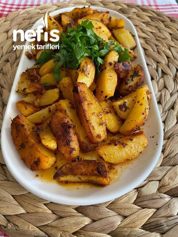Dısı Cıtır Cıtır İçi Yumuşacık Patates
