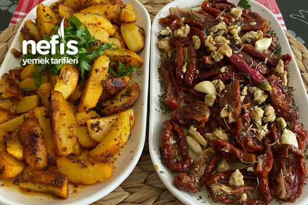 Dışı Çıtır Çıtır İçi Yumuşacık Patates