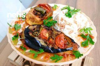 Nefis Patlıcan Ve Patates Karnıyarık Tarifi