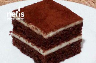 Tiramisu Pasta ( Şiddetle Denemenizi Tavsiye Ediyorum İnanılmaz Güzel Oldu) Tarifi