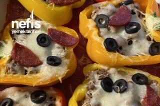 Dolma Pizza Tarifi
