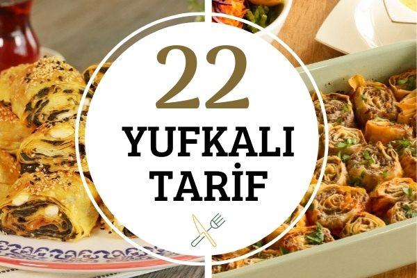 Hazır Yufka İle Hazırlayabileceğiniz 22 Şipşak Tarif Tarifi
