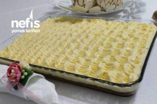 Portakallı Rüya Pasta Muhteşem İpeksi Kremasıyla Tarifi