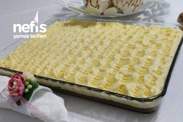 Portakallı Rüya Pasta Muhteşem İpeksi Kremasıyla